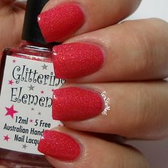 Glittering Elements - Queen Fierce - What's Indie Box May 2015