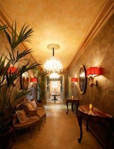 Eclectic Style, Eclectic Decor, Molding Ceiling, Cornice Design, Orac Decor, Interior Decorating, Interior Design, Interior Ideas, Home On The Range