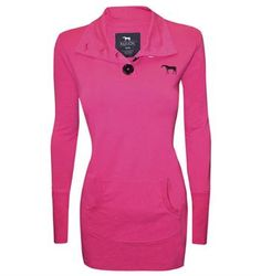 AERION LONG SLEEVE SHIRT WITH BUTTONS Perfect for the barn or at home. Fashion forward button construction and front kangaroo pouch.  Raspberry. Sizes: XS - XL. DRC7518 GREAT PRICE: $29.99 PRICES VALID SEPTEMBER 1, 2013 – JANUARY 31, 2014.