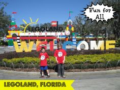 LEGOLAND Florida is a MUST visit for the family!