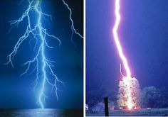 A bolt of lightning can travel at a speed of 100,000 mph. The atmospheric discharge of electricity is hot enough to fuse soil or sand into glass channels. This deadly weather phenomena starts fires, strikes trees and other tall object, or can zap a low lying area like water. During your lifetime, you have a 1 in 600,000 chance of being struck by lightning. In the United States, an average of 58 people are killed each year by lightning. About 250 people every year survive after being hit by…