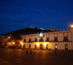 Palacio Municipal de Zacatecas