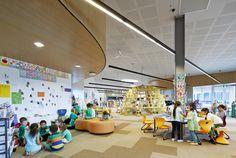 Galeria de Escola Primária Santa Maria da Cruz / Baldasso Cortese Architects - 5