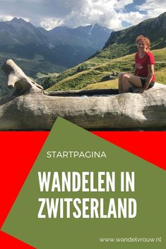 Wandelvrouw wandelt door heel Europa. Wil je weten wat zij schreef over Zwitserland? Kijk dan op de startpagina 'Wandelen in Zwitserland'. #wandelen #Zwitserland Mount Everest, Hiking, Mountains, Nature, Travel, Europe, Walks, Naturaleza, Viajes