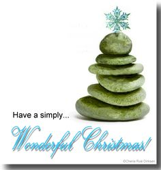 Free Zen Christmas Card by Cherie Roe Dirksen Christmas Ecards, Inspirational Posters, E Cards, Greeting Cards, Zen, Place Card Holders, Peace, Artist, Xmas