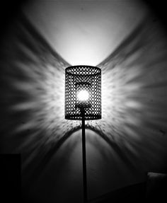 DIY lamp shadow | Go to your home | Pinterest | Diy lamps, Shadows ...