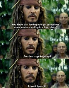 Pirates of the Caribbean | Yeah Jack me neither! lol funny Jack is funny