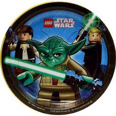 Star Wars Lego plates
