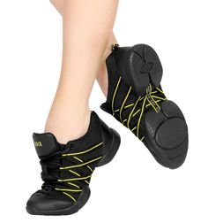 """Adult """"Crisscross"""" Dance Sneaker - Style Number: S0524 $49.25 #discountdance #fitnessfashion"""