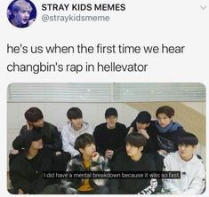 Chan is a Demon. Felix is an angel. Funny Kpop Memes, Bts Memes, Kind Meme, Kids On The Block, How To Stop Procrastinating, Crazy Kids, Lee Know, Read News, Wattpad