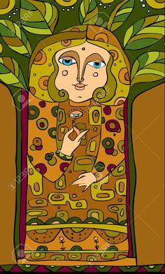 Girl Tree Ethnic Sacred tree with spirit of the woman. In ZIP – archive: eps version), jpeg pixels, RGB ). Created: GraphicsFilesIncluded: JPGImage Layered: No MinimumAdobeCSVersion: CS Tags: adult Buddhism, Vector Art, Ethnic, Spirit, Princess Zelda, Stock Photos, Vectors, Creative, Illustration