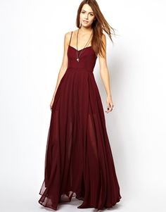 Enlarge Religion Olsen Maxi Dress