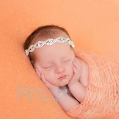 Retail 2015 Rhinestone Baby Headband Kids Hair Accessories Girl Headband
