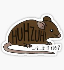 Walmart Rat Scare Vine' Sticker by Logan Kinkade Macbook Decal Stickers, Vinyl Decals, Meme Stickers, Room Stickers, Diy Notebook, Funny Vines, Aesthetic Stickers, Easy Drawings, Wall Collage