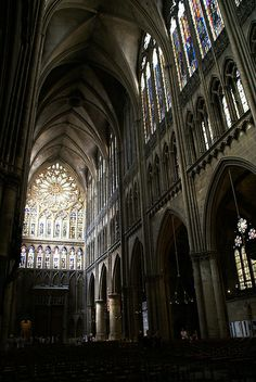 Cathedral Saint Etienne in Metz