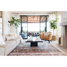 Here are some doable living room decor and interior design tips that will make your home cozy and comfortable for family and friends. Colourful Living Room, Coastal Living Rooms, Home Living Room, Living Room Designs, Living Room Decor, Living Spaces, Cozy Living, Large Living Room Rugs, Large Rugs