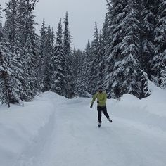 Skatin' in a winter wonderland  #explorebc #explorecanada #valentinesweekend #apexmountain #winterwonderland #travel #instatravel #iceicebaby