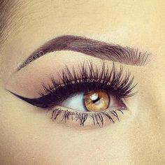 Stunning honey eyes