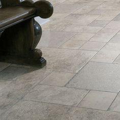 Leggiero Natural Stone Effect Laminate Flooring 1.86 m² Pack   Departments   DIY at B&Q