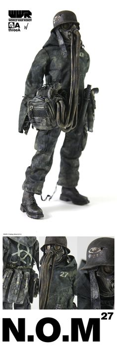 Dystopian Post-Apocalyptic Mecha Nomad Futuristic for cosplay ideas  N.O.M 27 WWR