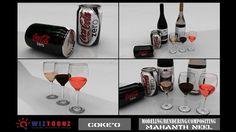 Student Work - #3D Modelling, #Texturing, #Rendering & Compositing  #2Dand3DAnimation www.wiztoonz.com