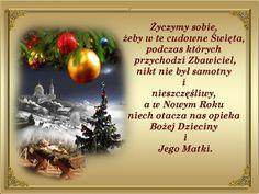 Życzenia Świąteczne - Merry Christmas Card, Christmas Time, Vintage Christmas, Christmas Bulbs, Xmas, Natural Deodorant, Vintage Ephemera, Holidays And Events, Wish