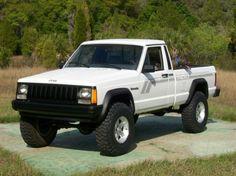 Jeep Cherokee Xj, Jeep Xj, Jeep Pickup, Jeep Cars, Jeep Truck, Mini Trucks, Cool Trucks, Comanche Jeep, Cool Jeeps