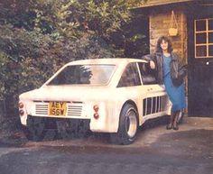 Hillman Imp Stiletto V8