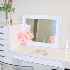 My IKEA vanity from