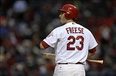 Game 3 of the NLCS- David Freese   10-17-12