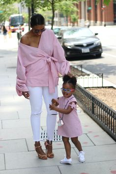 💕 using my Mini Jadore Marie pattern with alterations. Mother Daughter Matching Outfits, Mother Daughter Fashion, Mommy And Me Outfits, Mom Daughter, Toddler Outfits, Girl Outfits, Cute Outfits, Baby Girl Fashion, Toddler Fashion