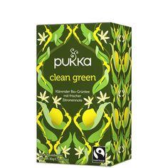 Clean Green - Thé détox - Pukka