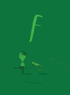 Once Upon an Alphabet: Oliver Jeffers's Imaginative Illustrated Stories for the Letters – Brain Pickings