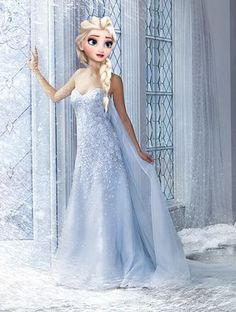 Elsa does not only have magical powers, she also has a great sense of humor Disney Princess Toddler, Disney Princess Frozen, Disney Princess Pictures, Elsa Frozen, Princesa Ariel Disney, Princesas Disney, Jelsa, Modern Disney Characters, Frozen Wallpaper