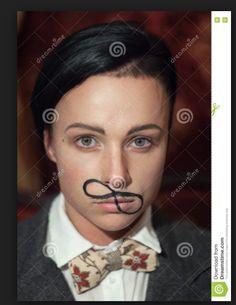 Infinity moustache