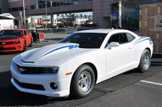 COPO Camaro concept car with Corvette engine.  I have to have one!
