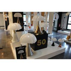 Rabbit Lampe à poser (noir) MOOOI | Vibert Éclairage : showroom à ...