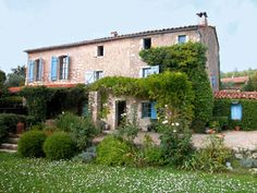 Provençal detached house, suitable for 6-8 people, with private swimming pool, in Mons (Var)