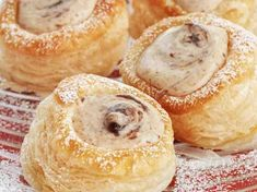 Luumumoussetortut Tasty Pastry, Cocktail Desserts, Sweet Pastries, Sweet Pie, Food Festival, Sweet And Salty, Christmas Baking, No Bake Cake, Baking Recipes