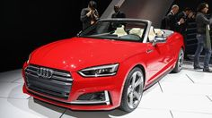 Nice Audi 2017: The 2018 Audi S5 Cabriolet looks great under the lights at Cobo Hall, but we can...  Adrenaline Capsules Check more at http://carsboard.pro/2017/2017/02/17/audi-2017-the-2018-audi-s5-cabriolet-looks-great-under-the-lights-at-cobo-hall-but-we-can-adrenaline-capsules/