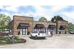 Strip Mall Floor Plans Plan 025c 0032 Find Unique House Plans Home