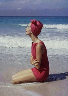 Cuba Beach Fashions by dovima_is_devine_II, via Flickr