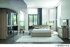 #Bedroom effects your #mood, as it is the first&last place you are before&after #sleep, #choose it #well #EnzaHomeUK