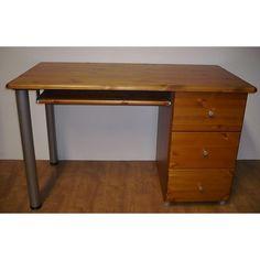 Computertisch Schreibtisch Kiefer massiv 79,--