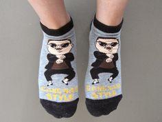Innocent Culture Blog für asiatischen Lifestyle & koreanischer Kosmetik: Kurioses: Koreanische Gangnam Socken