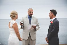 Sunset Cliffs Wedding Ceremony in San Diego, CA - for more ideas and wedding photography inspiration, check out my blog! www.britjaye.com/... #sandiegoweddingphotography #weddingphotography #weddingphotos #weddingphotographer