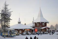 Au village du Père Noël - Français