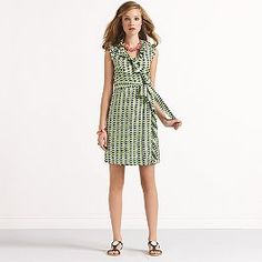 Hooray Kate Spade. I tried this on - the fit is fab, the colors comely.
