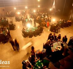 This company really had fun during this #corporateevent with a #greatgatsby theme