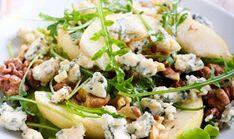 Μια εξαιρετική συνταγή για μία πολύ ξεχωριστή και νόστιμη σαλάτα που θα μπορούσε να είναι ένα ελαφρύ γεύμα. Η γλυκιά, αρωματική, ... Potato Salad, Salads, Potatoes, Ethnic Recipes, Food, Potato, Essen, Meals, Yemek
